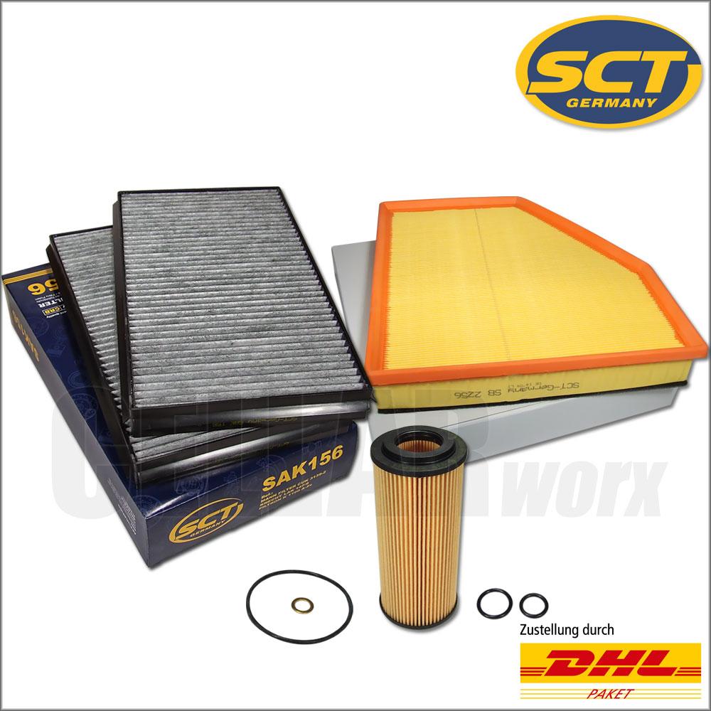 bmw 5er e60 e61 535d 3 tlg filterset inspektionspaket. Black Bedroom Furniture Sets. Home Design Ideas