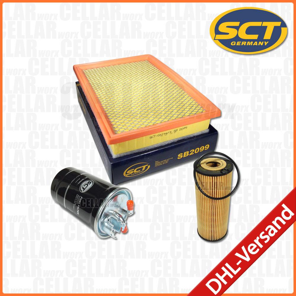 filtersatz luftfilter lfilter kraftstofffilter sharan. Black Bedroom Furniture Sets. Home Design Ideas
